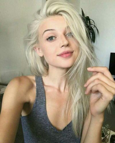 Do You Find Bleach Blonde Hair Attractive Girlsaskguys