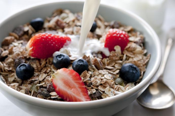 Do you ever add fruit or yogurt to cereal?