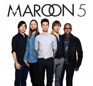 List all your fave Maroon 5 songs and tell which ones related to your lifestyle/situations?