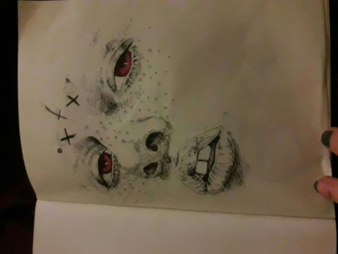 Wat do u think of my drawing? Do you think I can pursue something more with it??