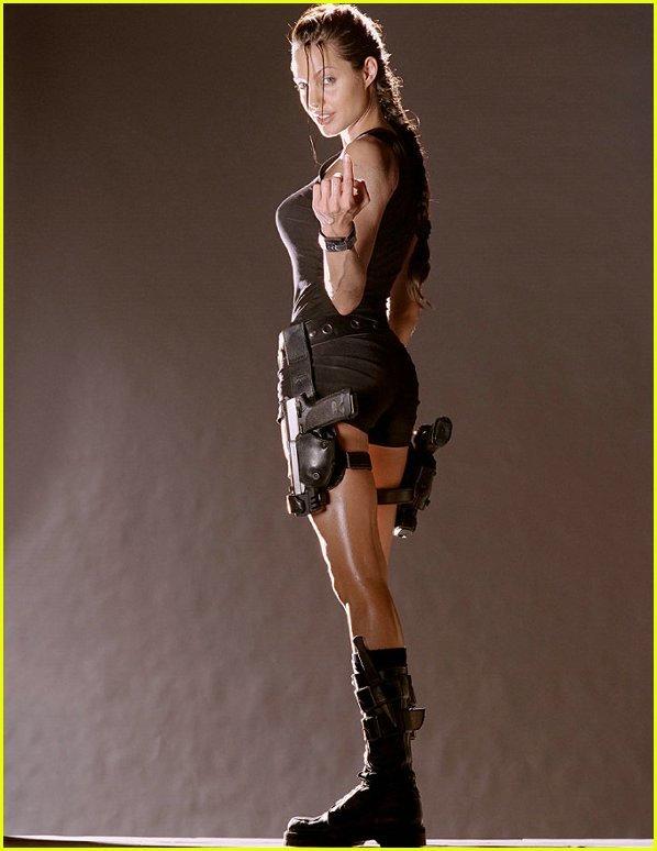 Which Lara Croft is better?