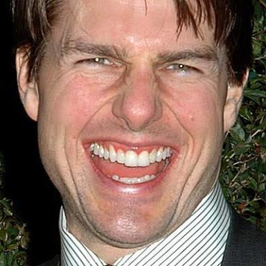 Why is Tom Cruise so weird?