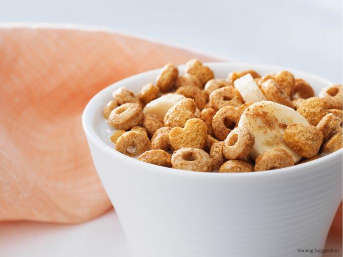 Do you like your cereal crunchy or soggy? Milk or yoghurt?