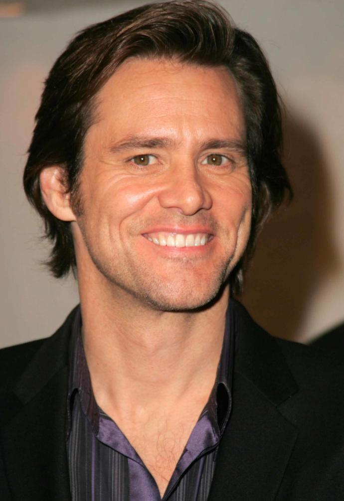 Alpha males: Did you lose respect for Jim Carrey after he drove his girlfriend to commit suicide?