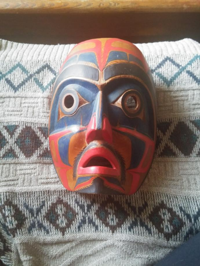 How much do you think this mask is worth?