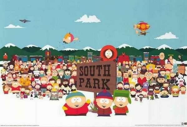 Does anyone else like the series South Park??
