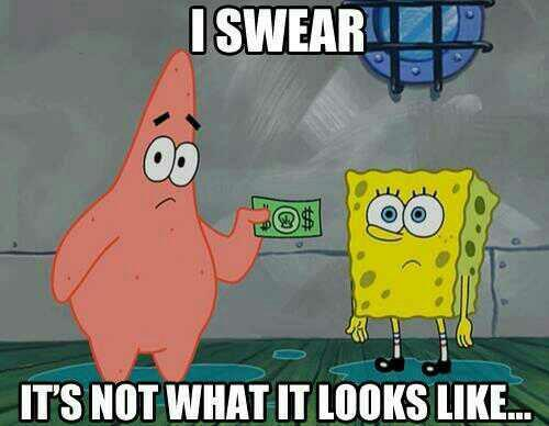 Why are people always questioning Spongebob's sexuality??