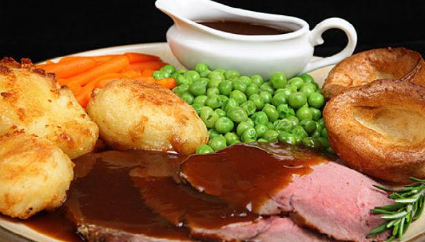 Pick a British Dish?
