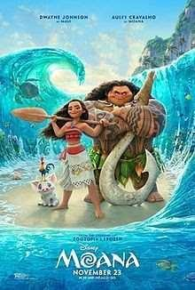 Battle of the movies: Frozen or Moana??