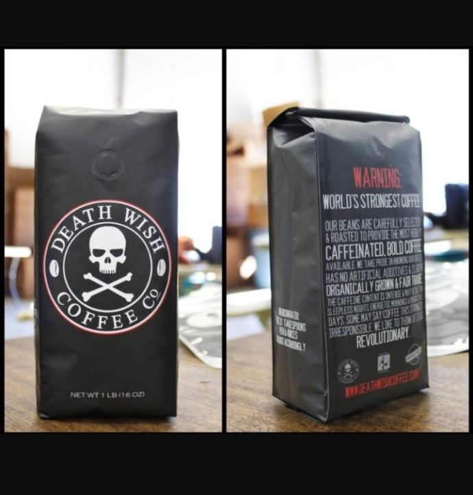Can u try this coffee for a some cash?