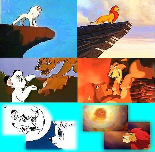 Do you think The Lion King was a rip-off?