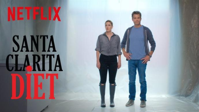 Are you watching The Santa Clarita Diet season 2?