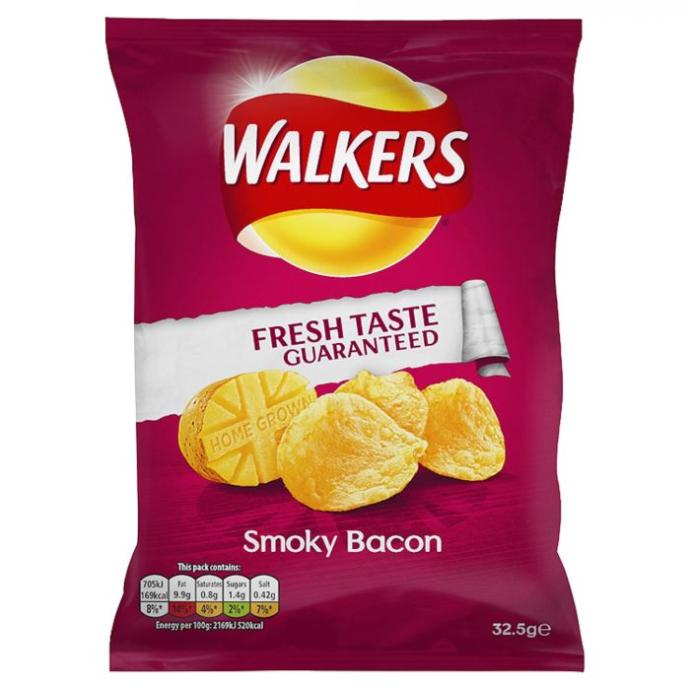 Pick a British Snack?