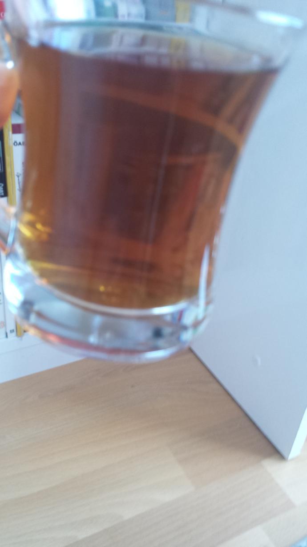 Have you ever drink kök çay(kök tea)?