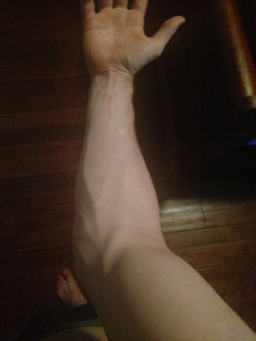 Are veins hot/attractive??