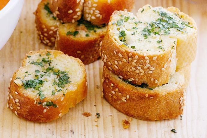 Do you like Garlic bread?