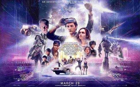 What did you think of: Ready Player One??