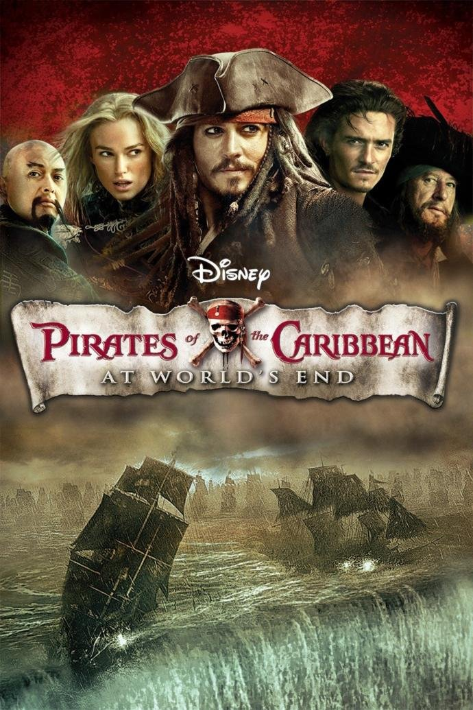What is the best Pirates of the Caribbean movie?