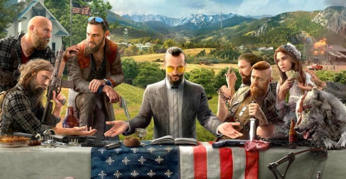 What do you think about Far Cry 5??