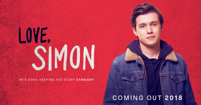 Anyone here knows the movie called 'Love, Simon.' ?