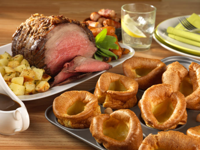 Is a roast meal a popular/often occurrence where you are from? Say where you're from too!?