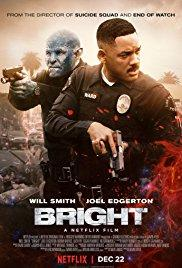 Did you like the movie Bright ?