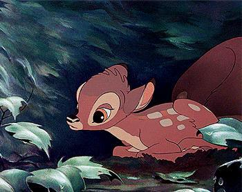 Rate this Full length Disney Animated Feature: Bambi?