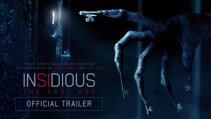 What do you guys think of insidious the last key?