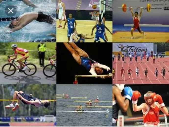 Whats your favourite Olympic Games event to watch??