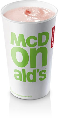 What do you order when you go into Mcdonalds?