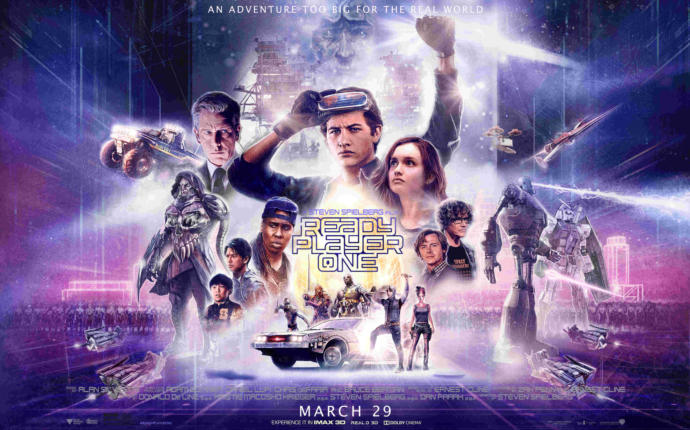 Has anyone seen Ready Player One yet?