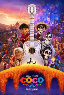 "Have you seen the movie ""Coco""? Did you like or dislike it?"