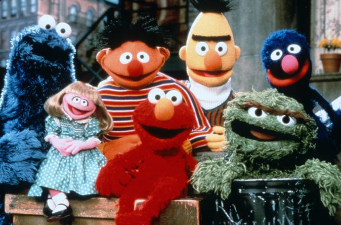 What is your favorite Sesame Street Character?