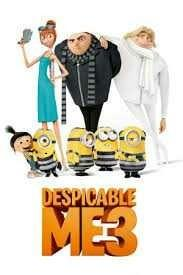 Rate this movie series: Despicable Me?