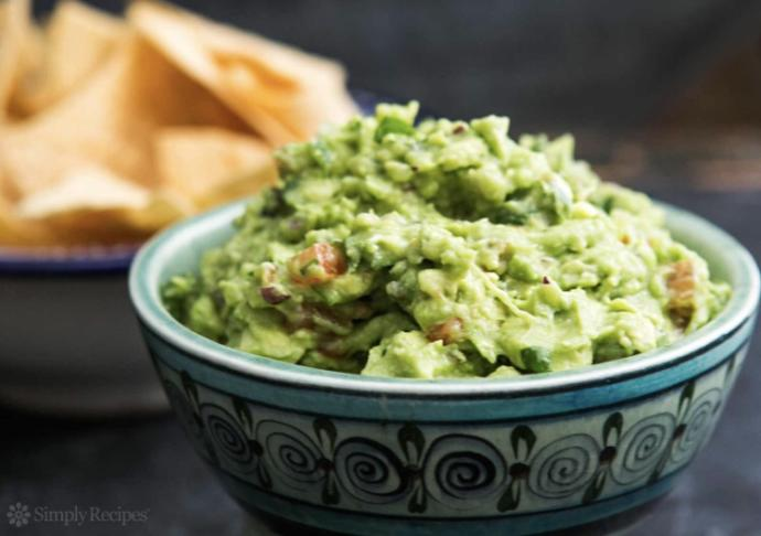 Is it weird to eat guacamole everyday?