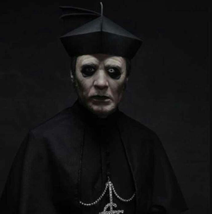 For the Ghost fans among us. What you do think about Cardinal Copia??