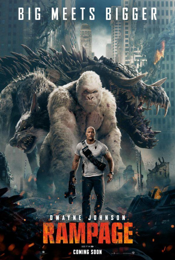 RAMPAGE comes out tomorrow. Whats your thoughts?