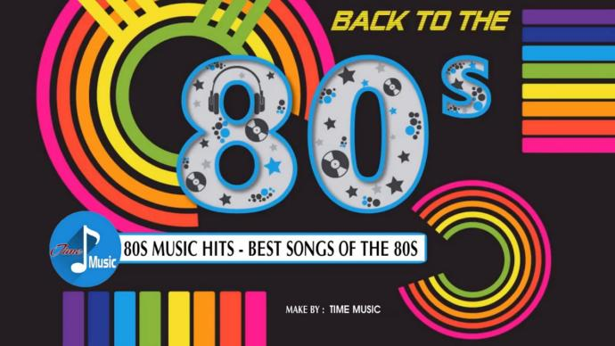 Copy & Paste Which of My Fave 80s Songs Listed Below the Pic Did You Enjoy Dancing To?