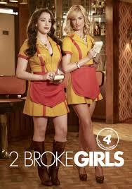 """How cringy is the writing for """"Two broke girls""""?"""