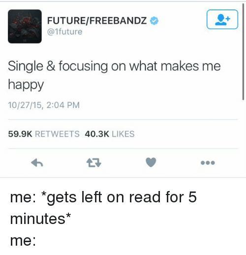 How do you react/feel when you're
