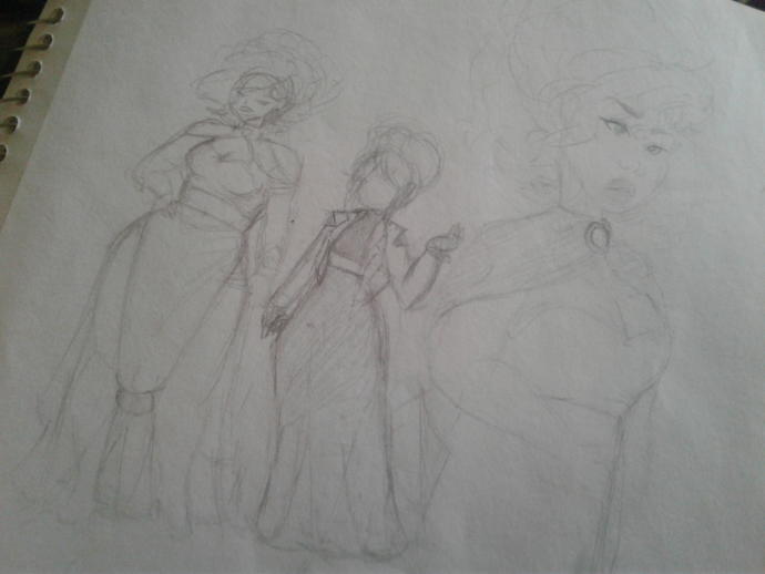 What do you think about my drawings?