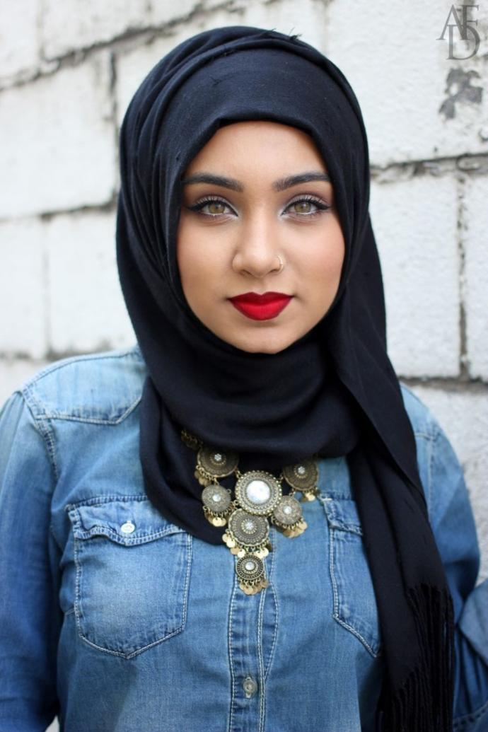 Hijab, Attractive Or Not?