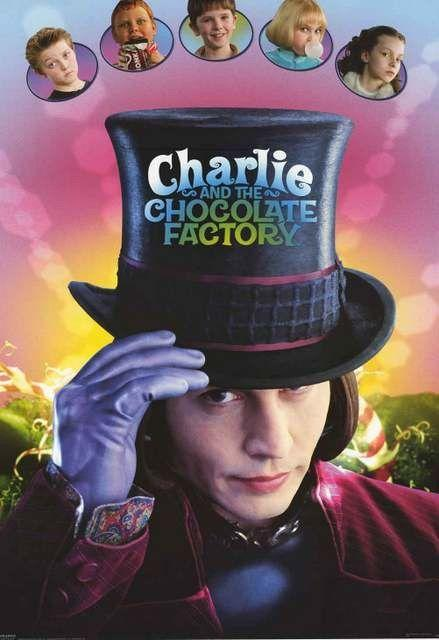 Which version of Roald Dahl's Charlie and the Chocolate Factory did you like better?