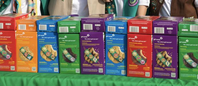 What's Your Favorite Girl Scout Cookie?