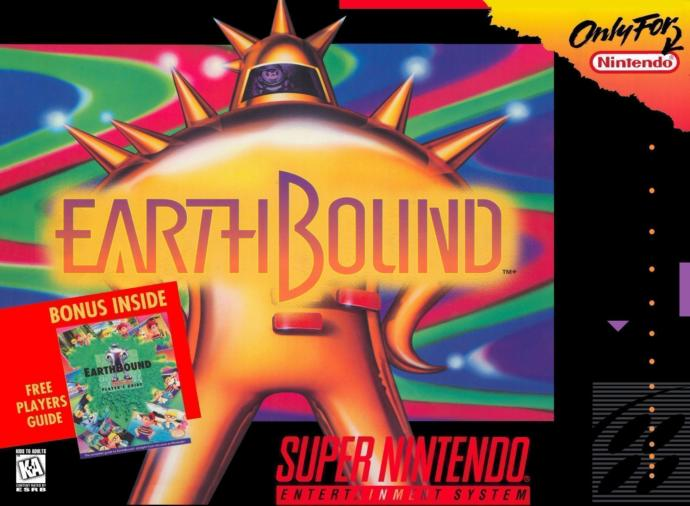Would you agree or disagree that Earthbound/Mother 2 is one of the greatest video game masterpieces ever made?