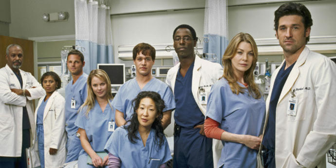 Do you watch Greys Anatomy (read more below but no spoilers please)?