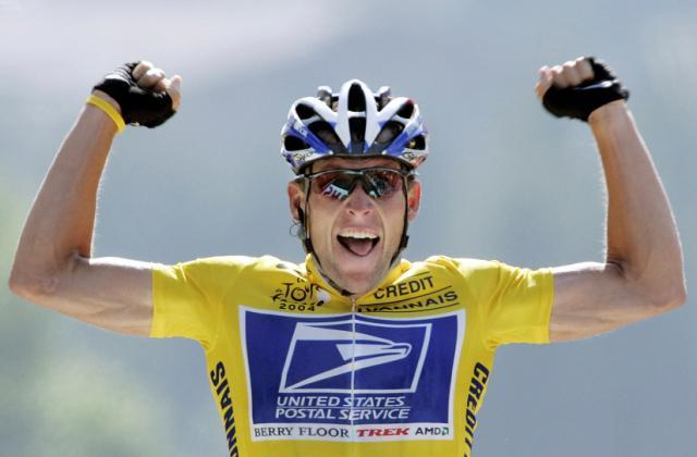 Lance Armstrong is still the greatest Tour de France champion! Do you agree or disagree?