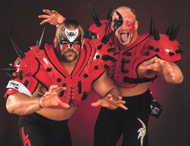 Who's your most favorite Pro Wrestling Tag Team Stable of all time(WWE, ECW, WCW, AWA, etc.)?