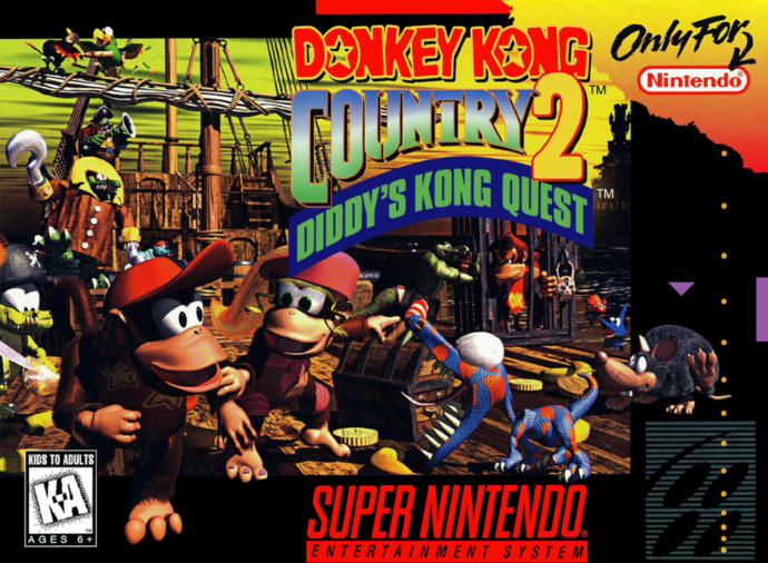 What's your most favorite Donkey Kong game in the entire series?