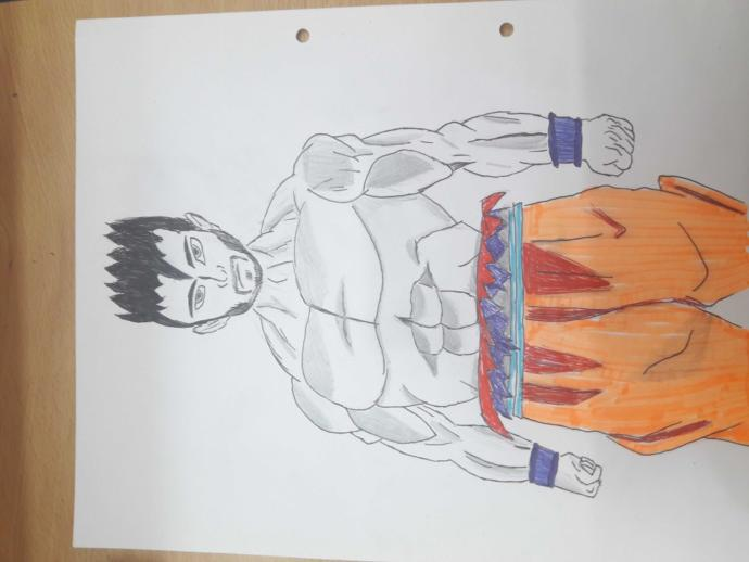 Which one of my drawings is the best one??